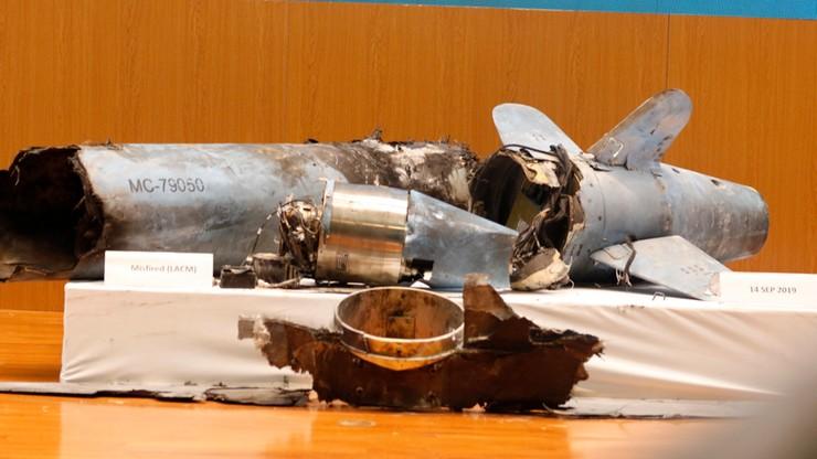 Arabia Saudyjska: pozostałości dronów i pocisków to niezaprzeczalny dowód agresji Iranu
