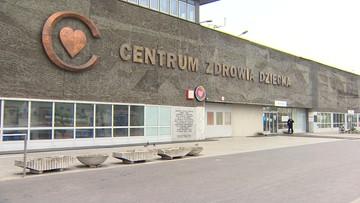 Drugi przypadek koronawirusa w Centrum Zdrowia Dziecka w Warszawie