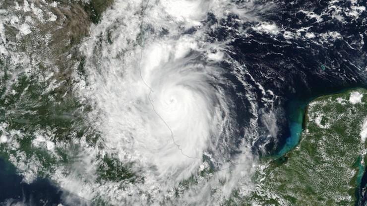 Huragan Katia dotarł do wybrzeży Meksyku