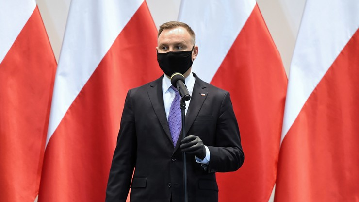 Spychalski dla Interii: prezydent nie jest stroną w sprawie Żulczyka