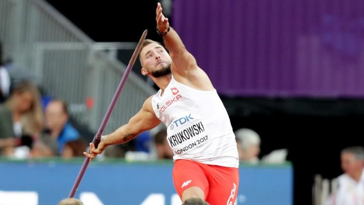 Lekkoatletyczne MŚ: Krukowski w finale rzutu oszczepem