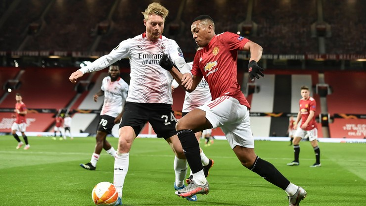 Liga Europy: AC Milan - Man Utd. Relacja na żywo