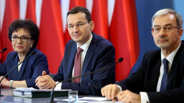Morawiecki: PiS uratuje 9 mld euro ze środków unijnych. Mamy program naprawczy