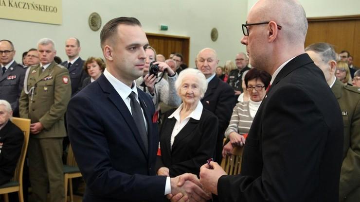 Tomasz Greniuch nie będzie szefem IPN we Wrocławiu