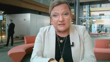 """""""Byłby w stanie uderzyć kobietę"""". Kempa rozpłakała się na antenie Polsat News [WIDEO]"""