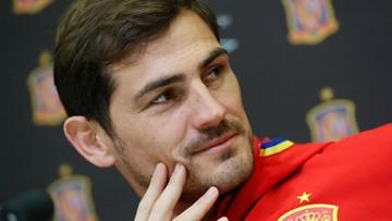 Casillas wyrównał rekord Europy w liczbie meczów w reprezentacji