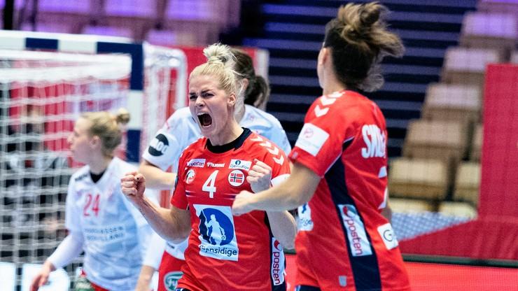 ME piłkarek ręcznych: Norwegia - Francja w finale