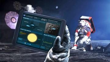 NASA buduje LunaNet. Internet i nawigacja pojawią się na Księżycu