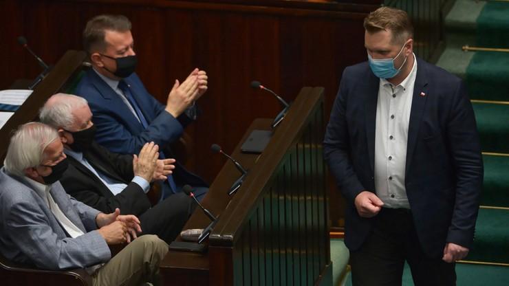 Odwołanie Przemysława Czarnka. Sejm odrzucił wniosek KO