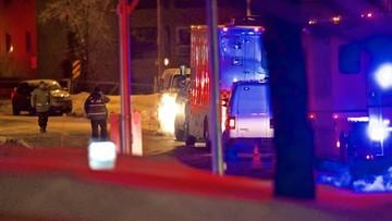 Strzelanina w meczecie w Kanadzie. Nie żyje 6 osób, 8 zostało rannych
