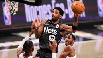 NBA: Nets zatrzymani w Orlando. James Harden w cieniu Kyrie Irvinga