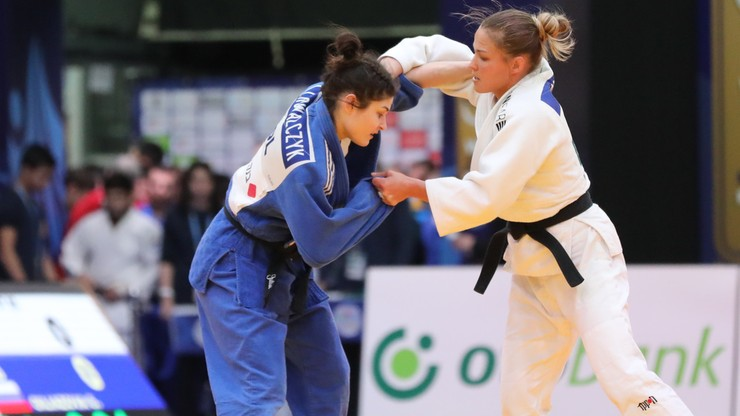 MŚ w judo: Kowalczyk wywalczyła brązowy medal