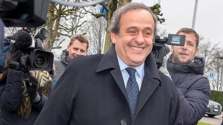 Platini nie będzie osobistym doradcą szefa Związku Piłkarzy Zawodowych