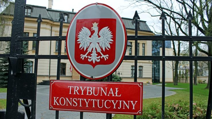 Trybunał Konstytucyjny 9 grudnia zbada skargi we własnej sprawie