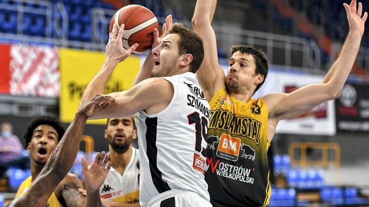 EBL: Arged BMSlam Stal pewnie wygrała w Lublinie