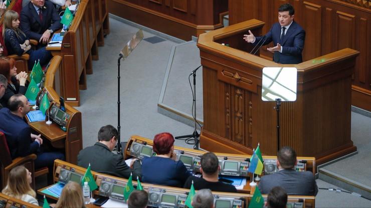 Ukraina: Denys Szmyhal nowym premierem. Dymisja poprzedniego rządu