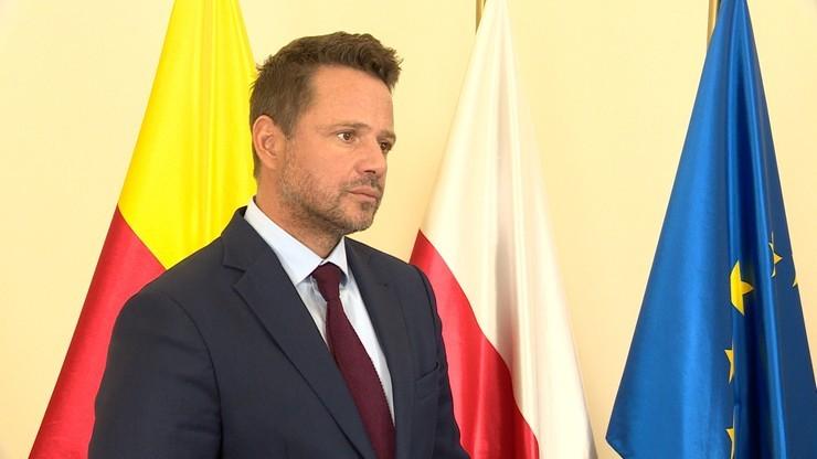 Warszawa. Rafał Trzaskowski: Marsz Niepodległości nie powinien się odbyć