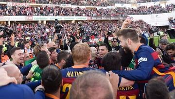 Barcelona obroniła mistrzostwo Hiszpanii. Kolejny świetny występ Suareza