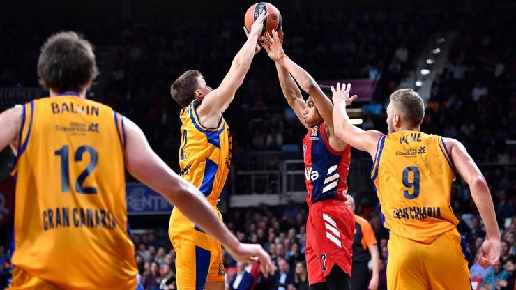 Puchar Europy koszykarzy: Slaughter i Balcerowski przegrali po równej walce