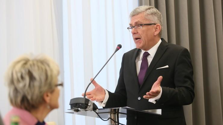 Marszałek Senatu: decyzja o ekshumacjach nie jest polityczna