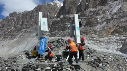 Sieć 5G już góruje na całą planetą. Pierwszy maszt właśnie stanął na Mount Everest
