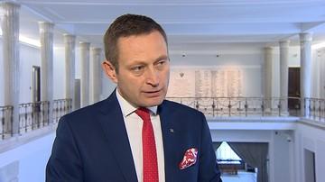 Rabiej: zwróciłem się o poparcie mojej kandydatury na prezydenta Warszawy