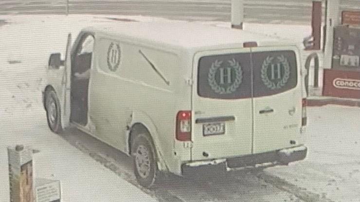 Ukradli auto ze zwłokami. Następnego dnia pojechali na zakupy