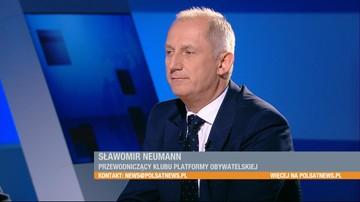 Neumann: Amber Gold zaczęło się od pożyczki ze SKOK. Potrzebna jest komisja śledcza ds. SKOK-ów. - Ludzie stracili w nich 5 mld zł