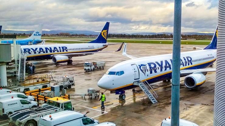 Rekordowe straty linii Ryanair. Najgorszy wynik od 35 lat