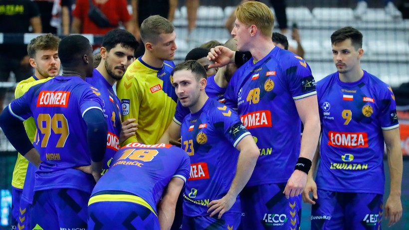 LM piłkarzy ręcznych: Łomża Vive Kielce z porażką w pierwszym meczu fazy grupowej