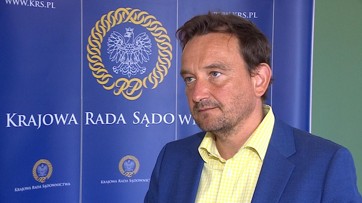 """Chcą odwołania rzecznika KRS z funkcji prezesa warszawskiego sądu. """"Próbuje wprowadzić cenzurę"""""""