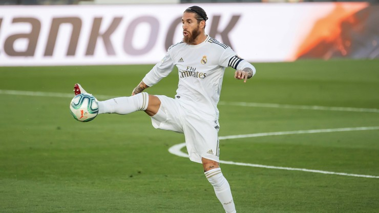Sergio Ramos trafi do Juventusu? Rozmowy są w toku