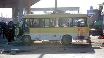 Samobójczy atak w Afganistanie. 14 zabitych