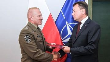 Zmiana na stanowisko Dowódcy Komponentu Wojsk Specjalnych. Błaszczak odwołał gen. Marchwicę