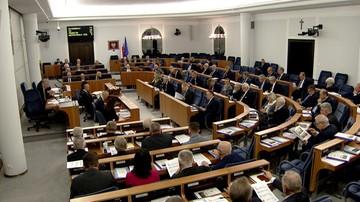 Do Senatu wpłynął projekt zmiany konstytucji. Ma być więcej senatorów