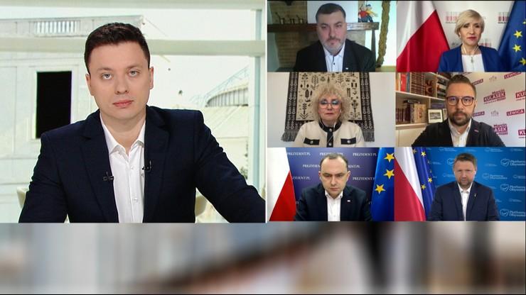 """Pasławska: """"religia smoleńska"""" dzieli polskie społeczeństwo. """"Śniadanie w Polsat News i Interii"""""""