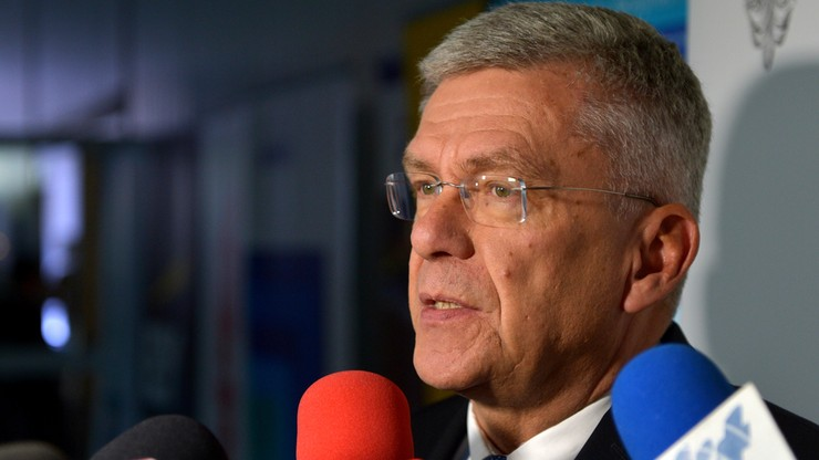 Karczewski: trzeba oddzielić referendum konstytucyjne od wyborów samorządowych