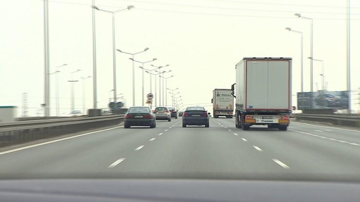 Wypadek na autostradzie A2. Utrudnienia w ruchu w stronę Warszawy