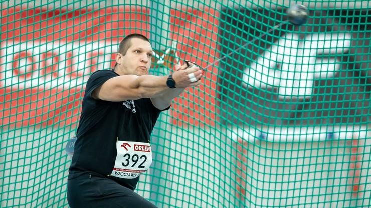 Wojciech Nowicki z najlepszym tegorocznym wynikiem w Europie