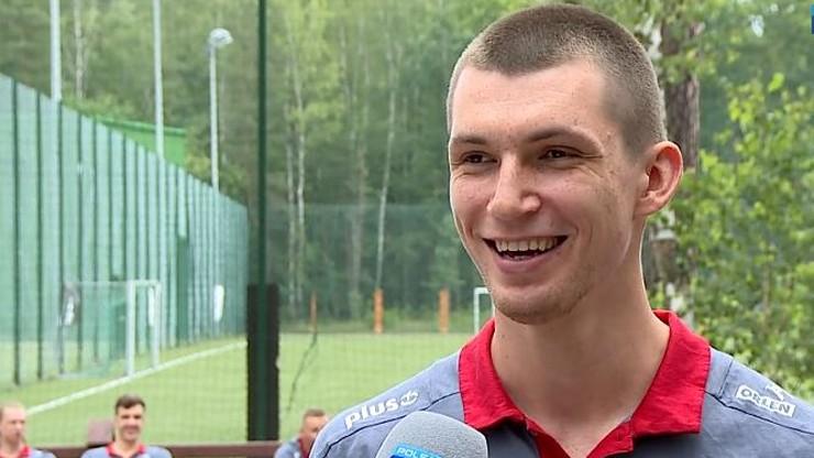 Maciej Muzaj: Nie wiem, jak dostanę się do Rosji. To temat na później
