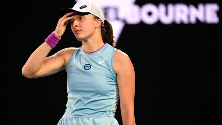 Ranking WTA: Iga Świątek spadła na 17. miejsce, w czołówce bez zmian
