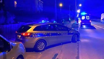 Atak nożownika w Oleśnicy. Jedna osoba nie żyje