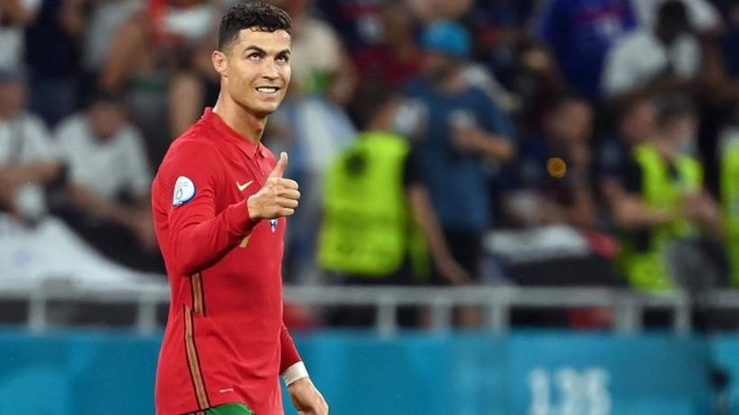 Cristiano Ronaldo najlepszym strzelcem w historii mistrzostw Europy