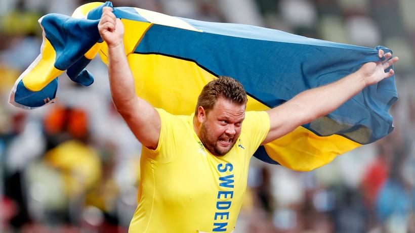 Tokio 2020: Szwedzcy dyskobole Stahl i Pettersson włączeni do drużyny... piłki ręcznej