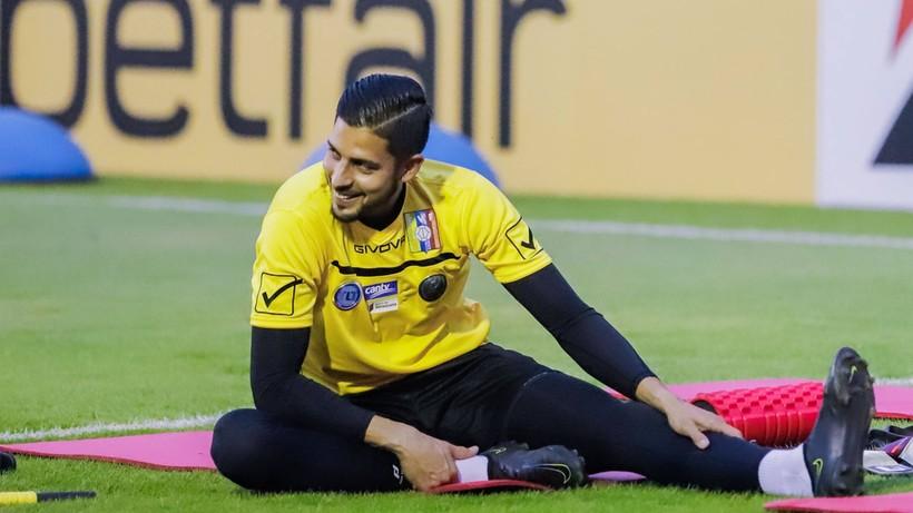 Skandal w lidze belgijskiej! Piłkarz może stracić słuch przez pseudokibica