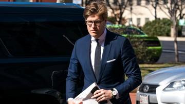 Śledztwo ws. ingerencji w wybory w USA. Oskarżony adwokat związany z byłym szefem sztabu Trumpa