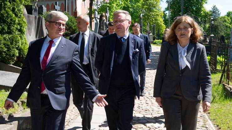 Litwa. Doradcy prezydentów Polski i państw bałtyckich o bezpieczeństwie i agresywnej polityce Rosji