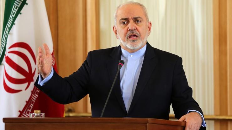 Szef irańskiego MSZ: konferencja bliskowschodnia jest martwa