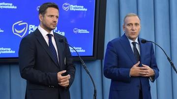 Schetyna: PiS prowadzi nas na obrzeża UE