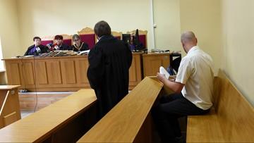 Rozpoczął się proces policjanta, który w Szczecinie śmiertelnie postrzelił 22-letniego kierowcę